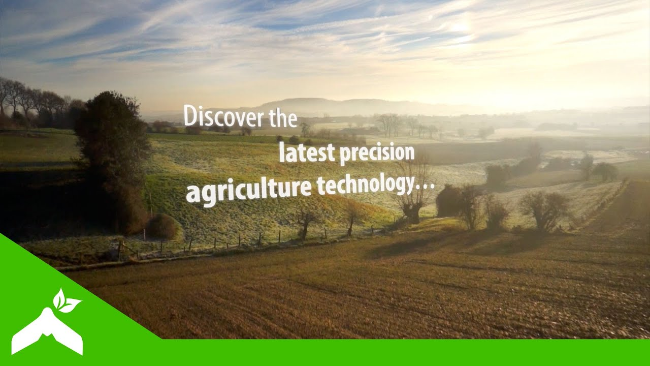 From Drone To Tractor – How Using A Precision Farming UAV Can Improve Crop Management