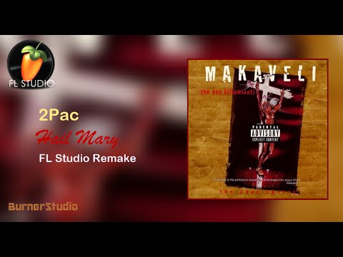 2Pac - Hail Mary (Instrumental Remake)