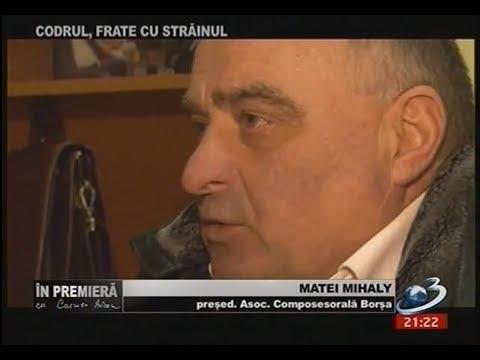 """CODRUL, FRATE CU STRAINUL - """"In premiera cu Carmen Avram"""" - Antena ..."""