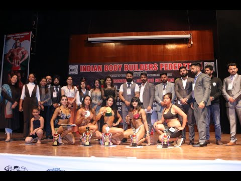 Eighth 8th Mr. & Miss Chandigarh BODYBUILDING Championship | Southern Asian News