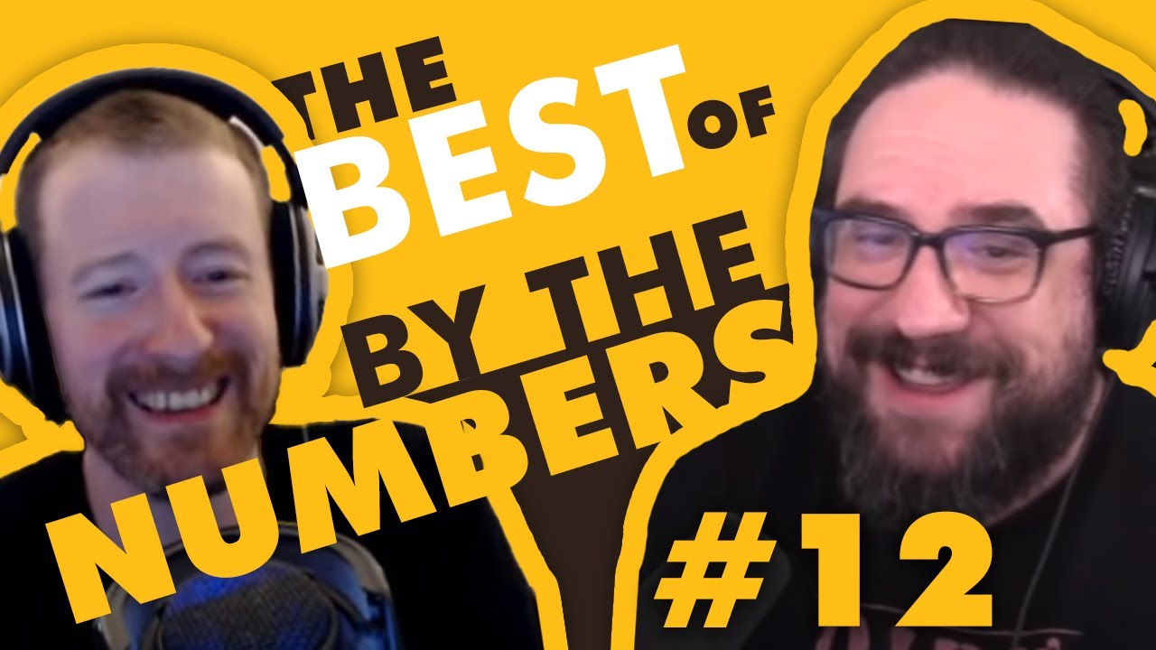 Best Of By The Numbers #12