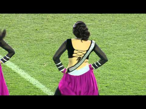 Bollywood Dance at Half Time AFL match