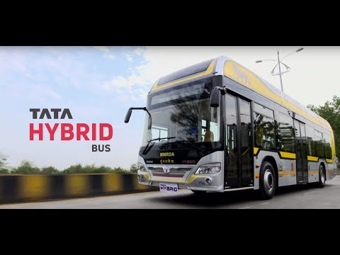 Tata Starbus Hybrid Electric Bus