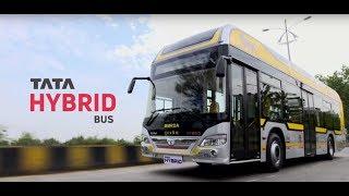 Tata Starbus Hybrid Electric Bus