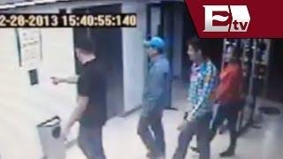 Joyería La Pequeña Suiza entrega video de asalto a PGJDF / Andrea Newman