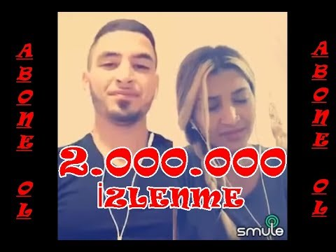 Ben Yoruldum Hayat- Muhteşem Düet - Smule Ersin Efe Anık +Seyda006