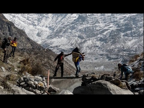 SNOW AND ICE RESEARCH IN THE HINDU KUSH HIMALAYAS   ICIMOD's Cryosphere Initiative