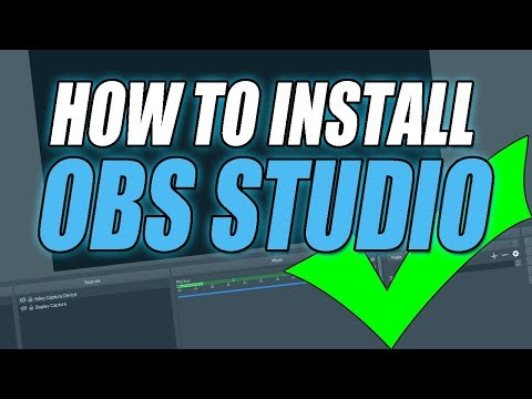 How To Download and Install OBS Studio on Windows 10