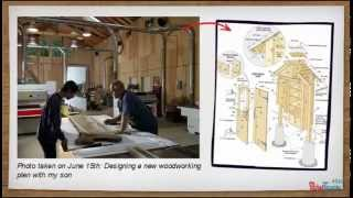 How To Build A Playhouse - Plans, Blueprints, Instructions, Diagrams And More