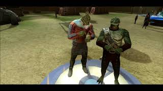 Star Trek Online - Teacher's Corner - Defera Run