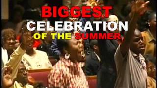 D.M.G. Cinematic Films  -Channel 2 Commercial for Cathedral of Praise  50th Anniversary Celebration