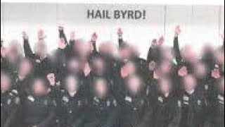 Neo-Nazi Salute: By CORRECTIONAL Officers
