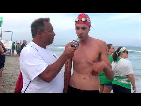 Joey Tepper Interview at the Mike McGrath Longport Memorial Races
