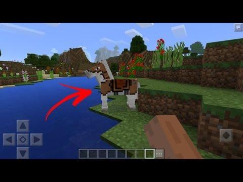 Novidades Minecraft PE 0.15.0 - NOVA ARMADURA PARA CAVALOS !! (MINECRAFT POCKET EDITION)