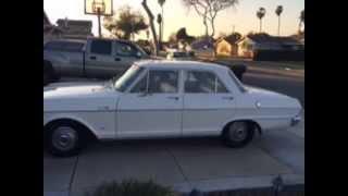 1964 Chevy II 4 Door Sedan