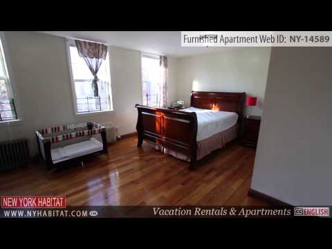 Video Tour Of A 2-bedroom Furnished Apartment In Fort Greene, Brooklyn