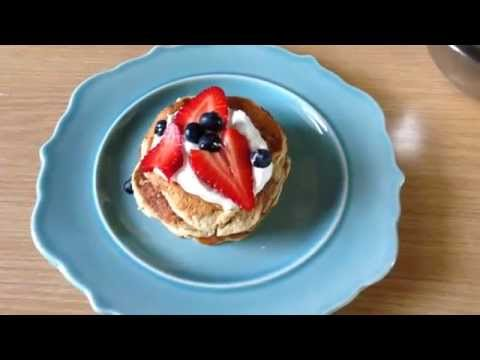 Diabetic Connect Test Kitchen: Cream Cheese Pancakes