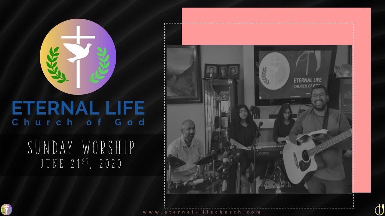 ELCoG 2020 06 21 Sunday Worship