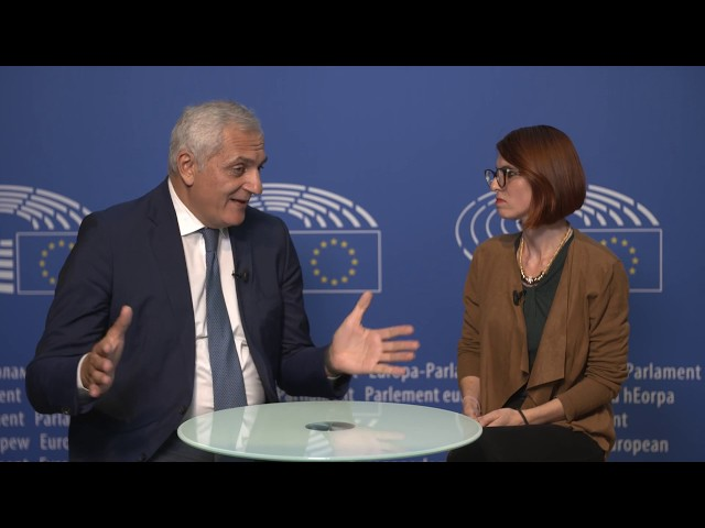 UE, VIDEO INTERVISTA DA STRASBURGO AL DEPUTATO NICOLA CAPUTO (S&D)
