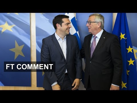 Last chance for a Greek Eurozone deal | FT Comment