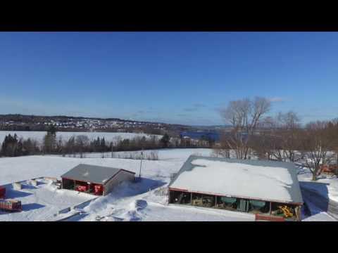 My New Brunswick Drone Test