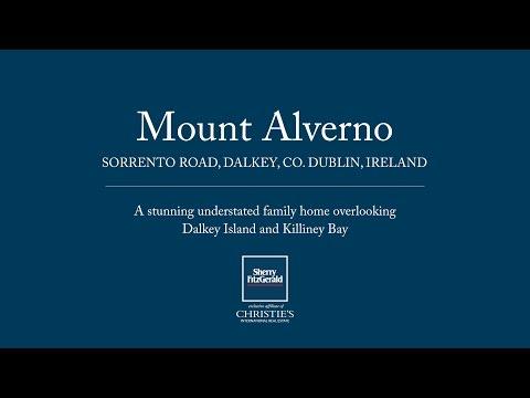 Mount Alverno, Sorrento Road, Dalkey, Co. Dublin