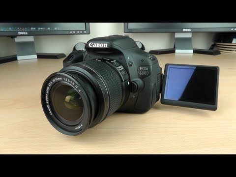 UNBOXING: Canon 600D (T3i) DSLR Camera