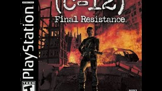 C-12 Final Resistance (PSX) Walkthrough part 1/2