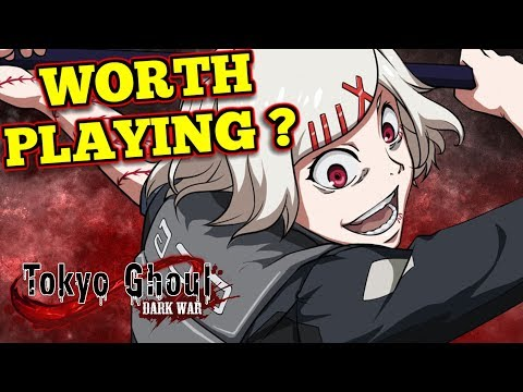 Daily Grind Review 2019 - Tokyo Ghoul : Dark War