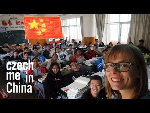 Chinese High School | China | ✌ CzechMeIntheWorld.com