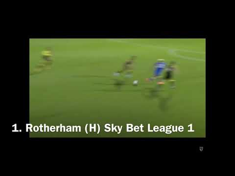 Lyle Taylor All Goals 2017-18
