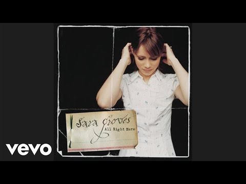 Sara Groves - You Cannot Lose My Love (Official Pseudo Video)