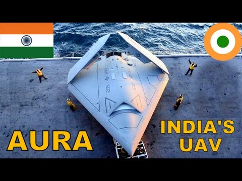 🔴 BREAKING: INDIAN AIR FORCE and DRDO Working on AURA UCAV STEALTH Bomber (GHATAK UCAV)