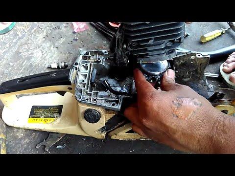 Pasang Piston Boring Gergaji Mesin Senso Dodoetutor