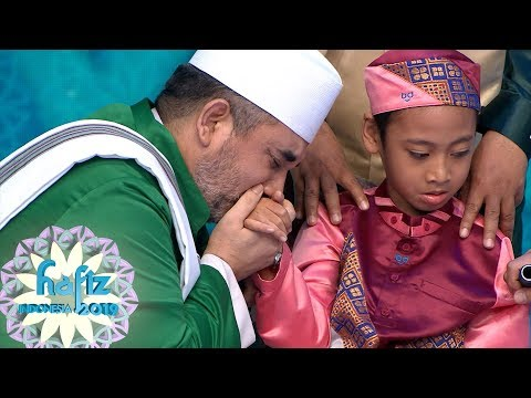 HAFIZ INDONESIA 2019 | Subhanaallah!! Hafalan Naja | [4 Mei 2019]