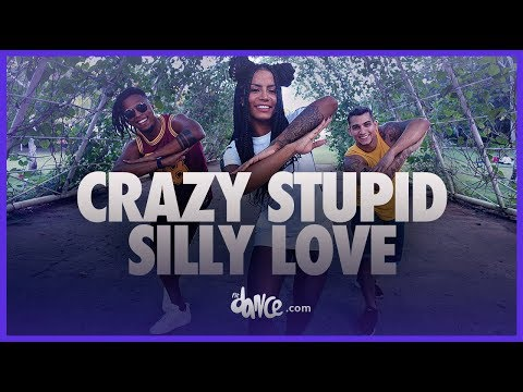 Crazy Stupid Silly Love - Now United | FitDance Life (Coreografía Oficial)