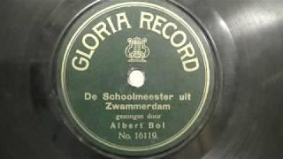 Albert Bol: De schoolmeester uit Zwammerdam. deel 2. (1909).
