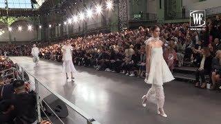 Chanel Весна/Лето 2018 Неделя Моды в Париже