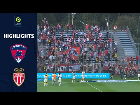 Clermont Monaco Goals And Highlights