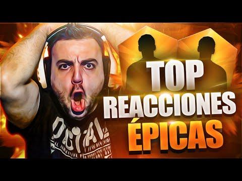 TOP REACCIONES ÉPICAS | Ep.0 | ¡ATAQUE A LOS MUEBLES! | FIFA