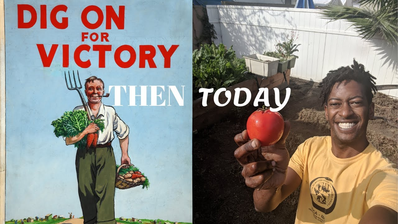 Today's Victory Garden Is About Equality