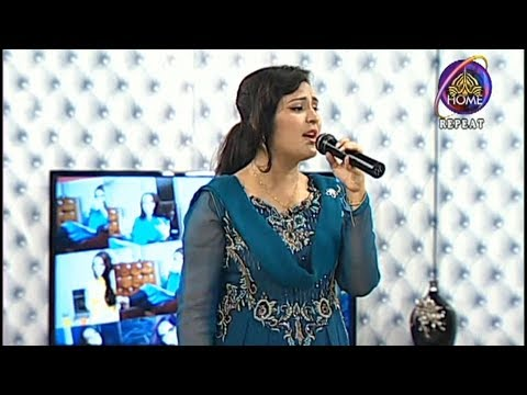 Sara Raza Khan jay main hondi dholna sone di tavitri tv show performance