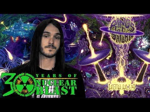 RINGS OF SATURN - Signing to Nuclear Blast (OFFICIAL TRAILER)