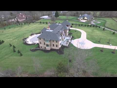 Mega-Home in Cincinnati, Ohio by Cedar Hill Custom Homes!