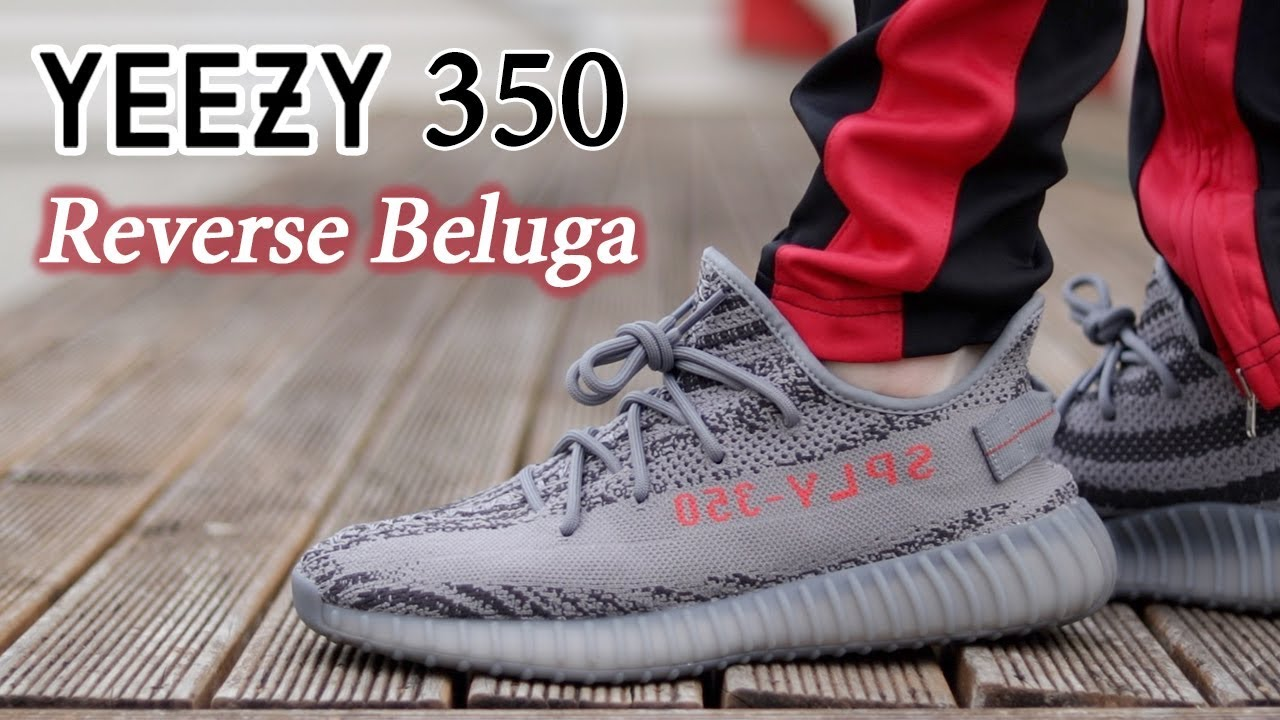 41328dbc4ad600 YEEZY 350 V2  Beluga 2.0  Close Up + On-Feet w  Different Pants ...