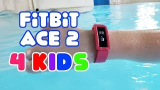 FitBit Ace 2 For Kids Setup Review