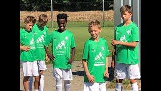 CZ8-Gutek na Wyprawie w Niemczech -Pracujemy z VFL Wolfsburg-Drugi Trening Popołudniowy
