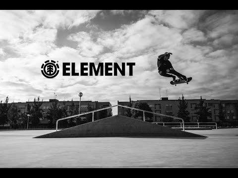 Element Portugal Skatepark Check: Vila Nova de Santo Andr� Skate Spot