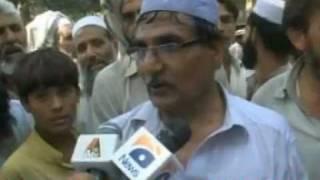 Charsadda 2nd Watan Card Center Mutasereen Problems