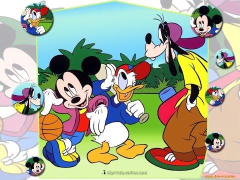 Смотреть Дисней мультфильмы онлайн без регистрации